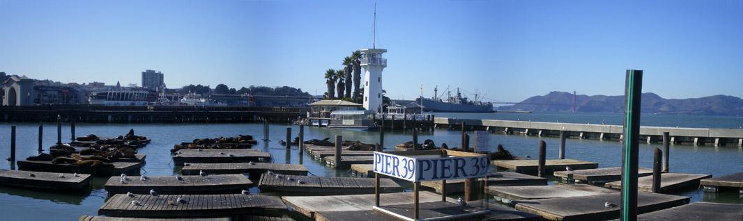 california(Pier39)