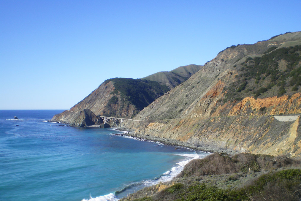 california(coast)