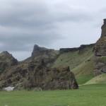 Maison dans le rocher