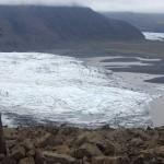 Langue glacière de Sjonarnipa