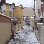 Petites rue de Sausset les Pins